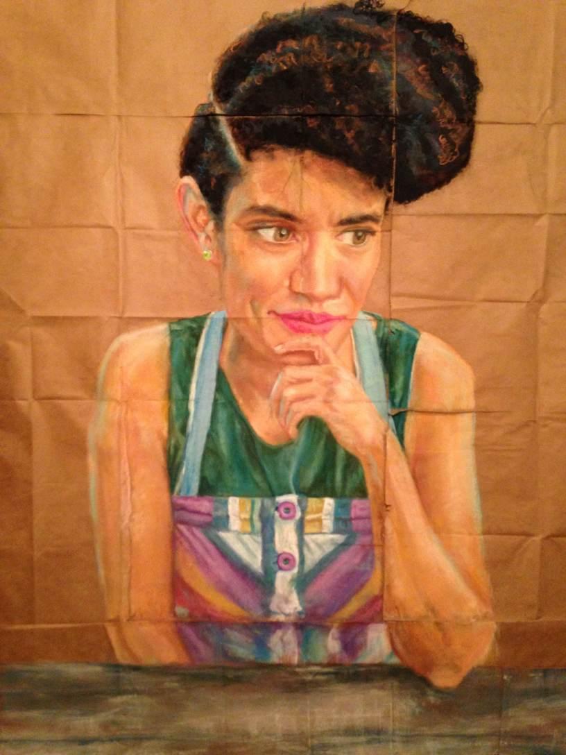 Dawes Portrait by Beth Consetta Rubel Photo via Dawes